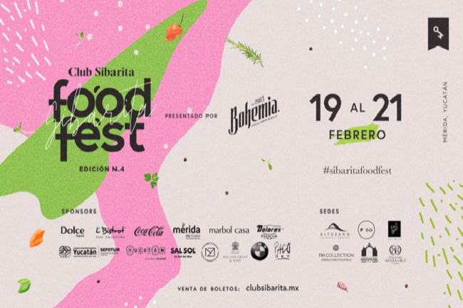 Club Sibarita Food Fest, 4ta edición