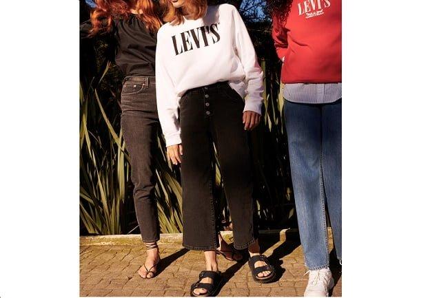 Balloon jeans de Levi's