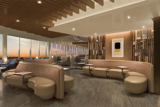 Nuevo Salón Delta Sky Club