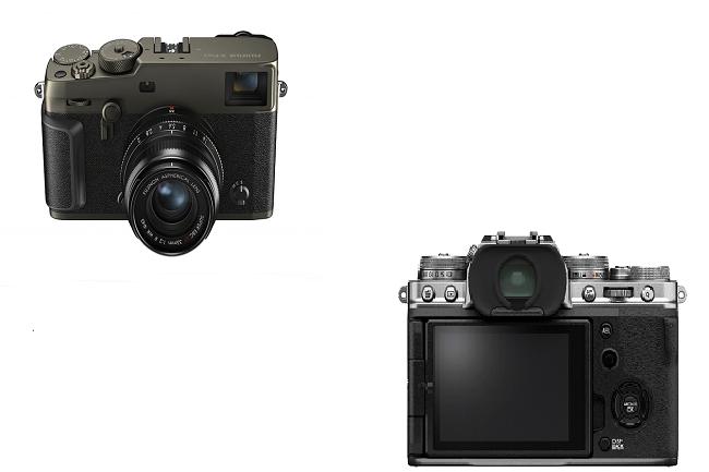 Descubre la nueva Fujifilm X-Pro3 y X-T4