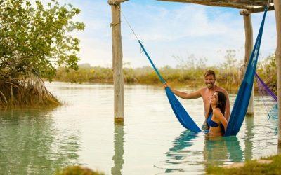 Bacalar, belleza y diversión al natural