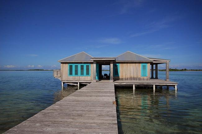 Cayo Espanto entre los mejores resorts