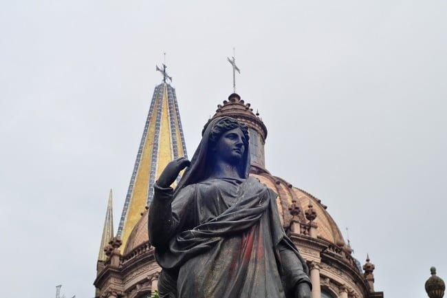 Catedral de Guadalajara, ícono arquitectónico