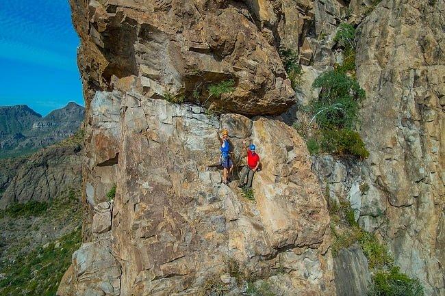 Impactante experiencia de escalar en BCS