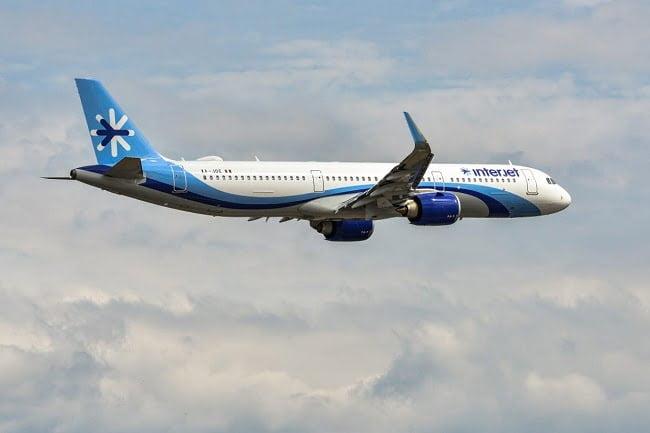 Firman Interjet y Aeromar alianza comercial