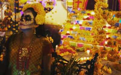 El Corazón de México celebra el Día de Muertos