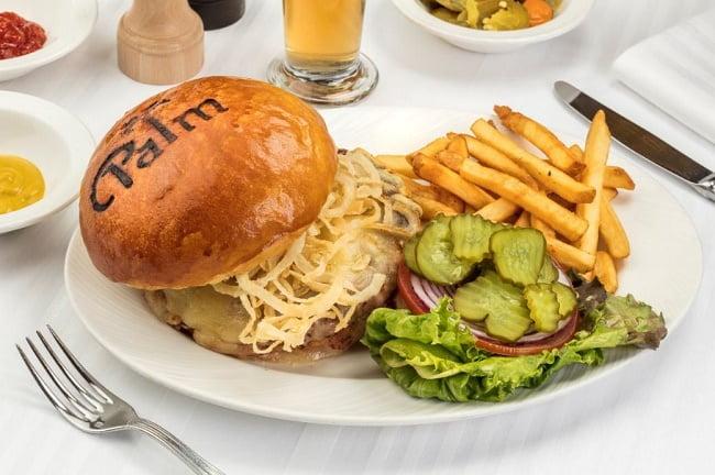 ¿Eres amante de las hamburguesas?