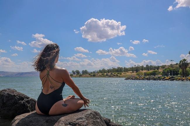 Respira, contempla y viaja