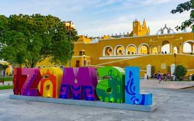 Izamal, el pueblo amarillo de Yucatán