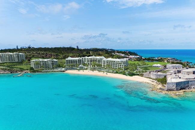Debut del St Regis Bermuda Resort