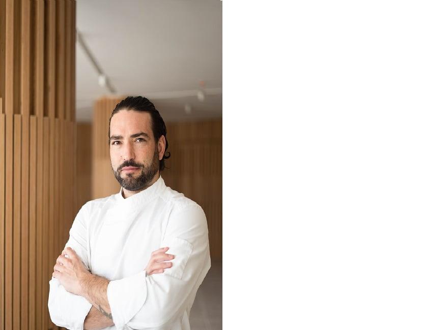 Diego Sobrino chef del Wyndham La Condesa