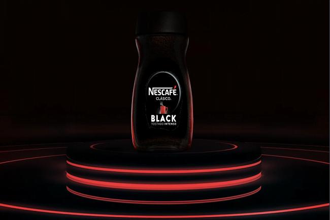 NESCAFÉ® Black Tostado Intenso