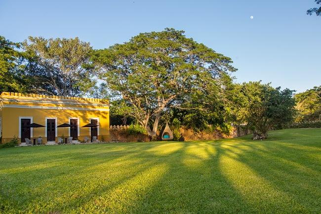 Cinco razones para visitar Chablé Yucatán