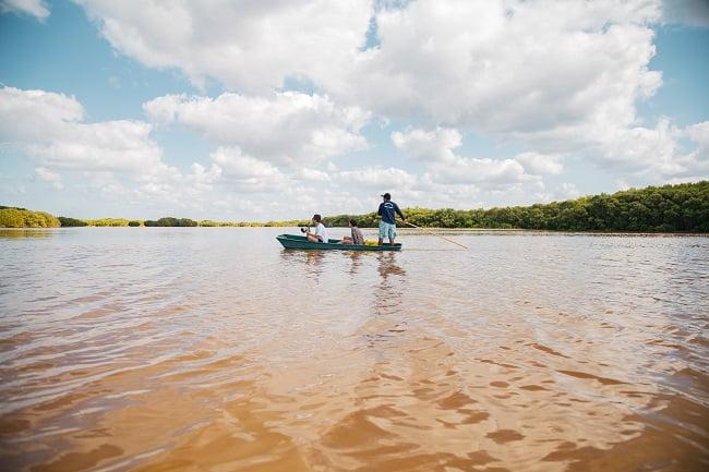 Paraíso escondido de la costa yucateca