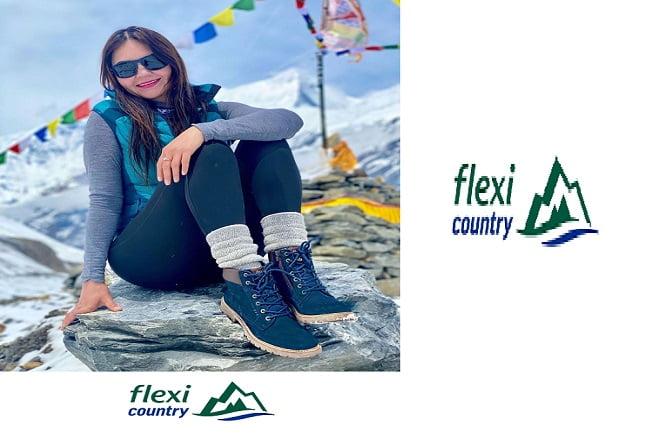 Flexi Country presenta a su nueva embajadora