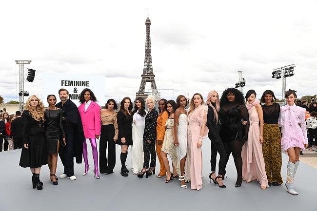 Fashion Week de París, pasarela pública 2021