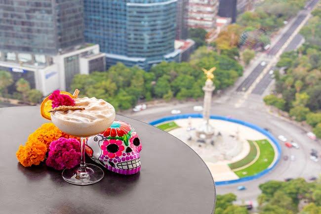 Día de Muertos, Sofitel Mexico City Reforma